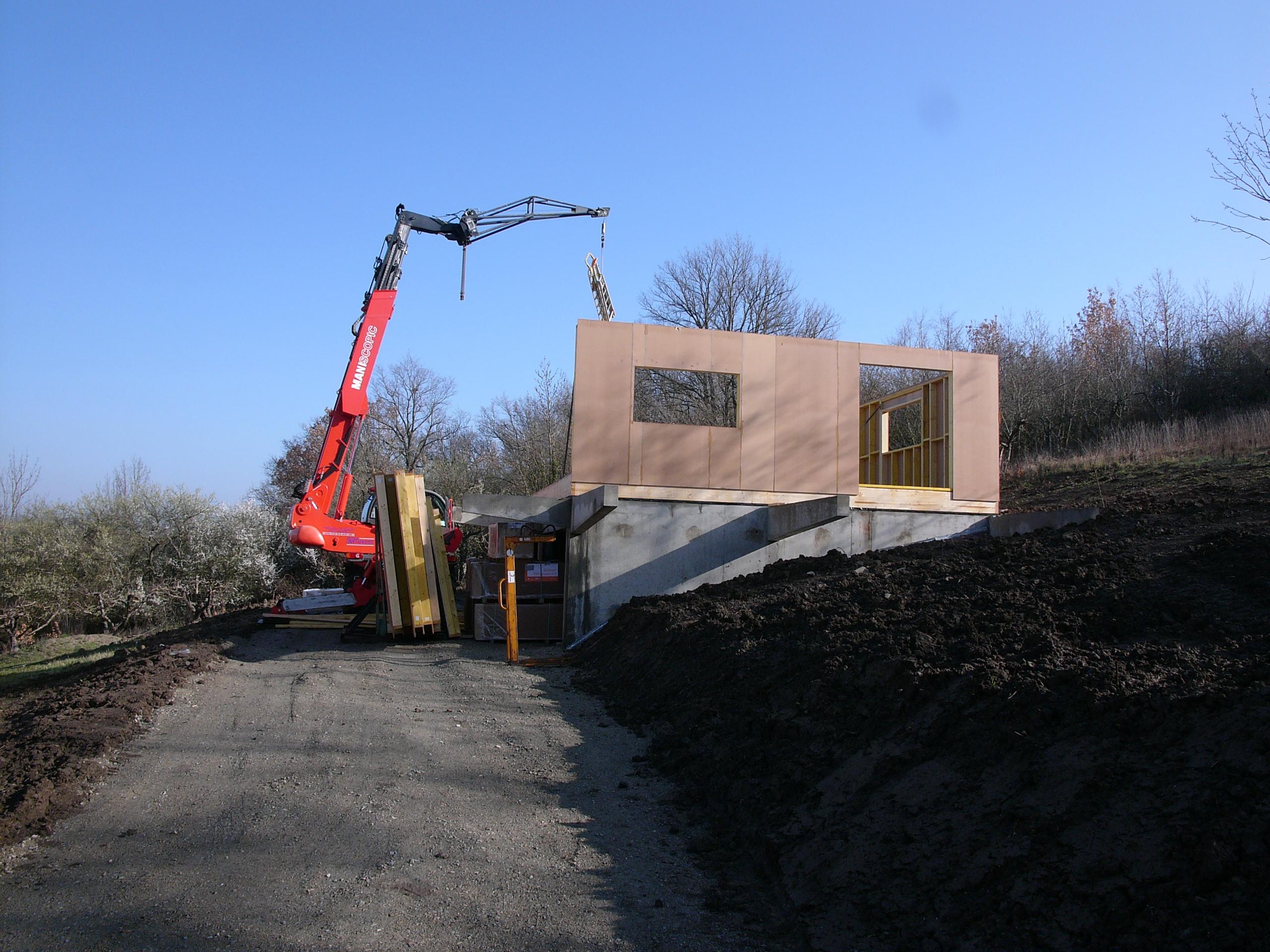 Constructeur Maison Bois Puy De Dome – Maison Moderne
